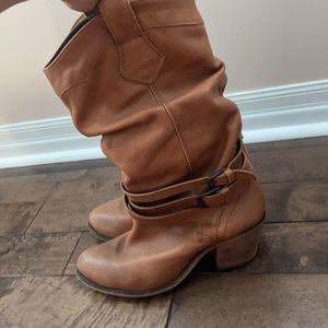 Aldo slouchy boots